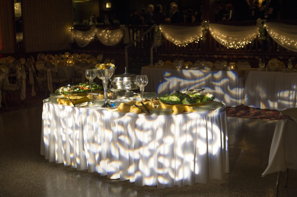 Gobo Table